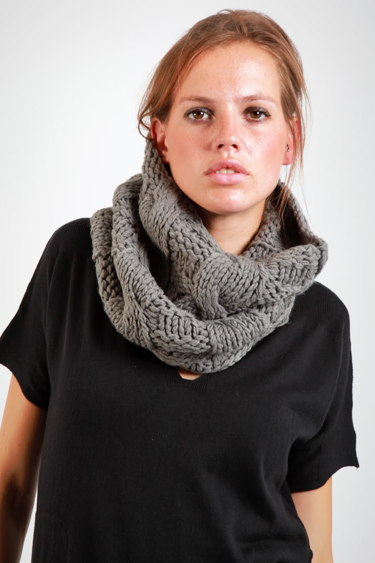 hipster scarf