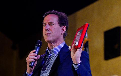 Santorum etch