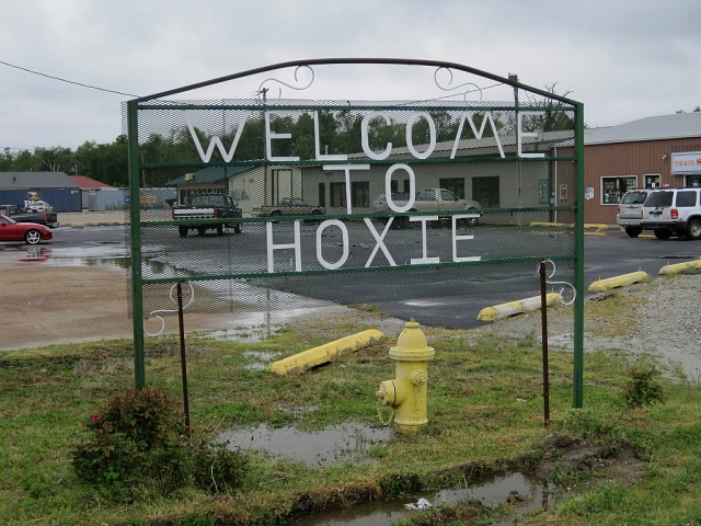 hoxie